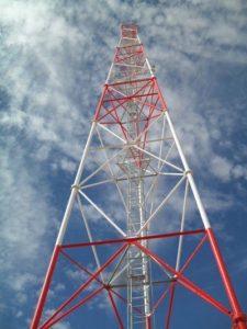 3 LEG TUBULAR TOWER